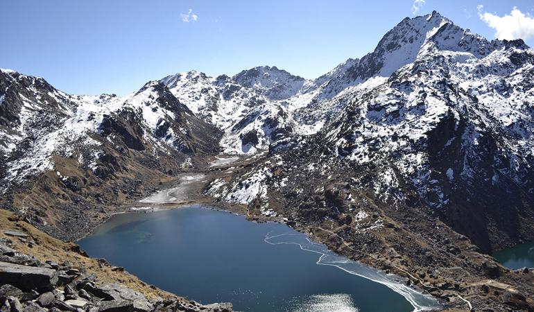 Langtang Goshaikunda Lake Trek
