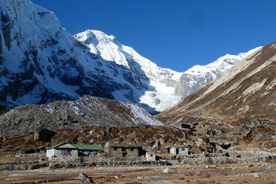 Rolwaling Tashi Lapcha Pass