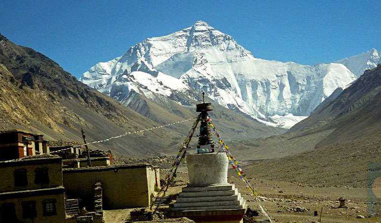 Tibet Everest Base camp Trek