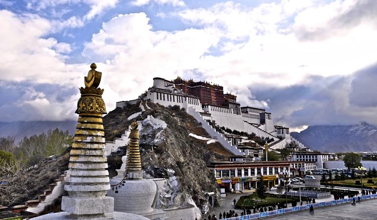 Kathmandu Tibet Lhasa Tour